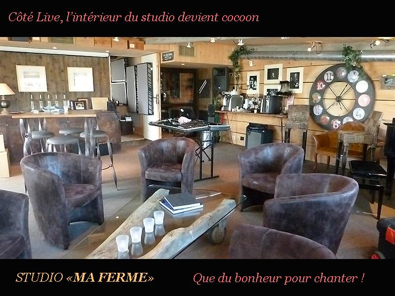 Studio Ma Ferme Sérignan